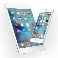 ipad iphone ios9 240x240 - Apple vydal iOS 9.3.2, umožňuje súbežné spustenie Night Shift a Režimu slabej batérie