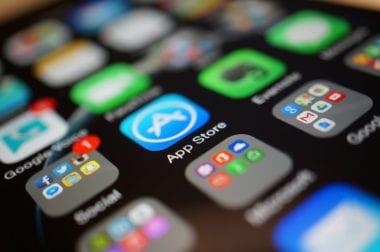 iphone app store apps bgr 380x252 - Aké aplikácie sú na smartfónoch najpoužívanejšie?
