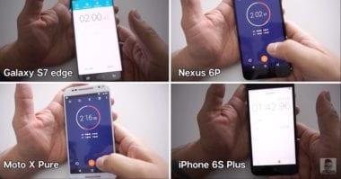 iPhone 6s plus vs. Galaxy S7 edge 380x199 - iPhone 6s Plus vs. Galaxy S7 Edge: ktorý je rýchlejší?