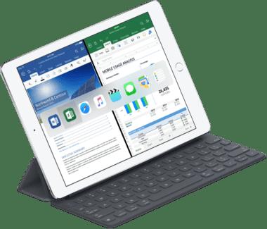 ipad pro 97 keyboard large 380x325 - Prvé hodnotenia 9,7″ iPadu Pro: výkonná náhrada notebooku