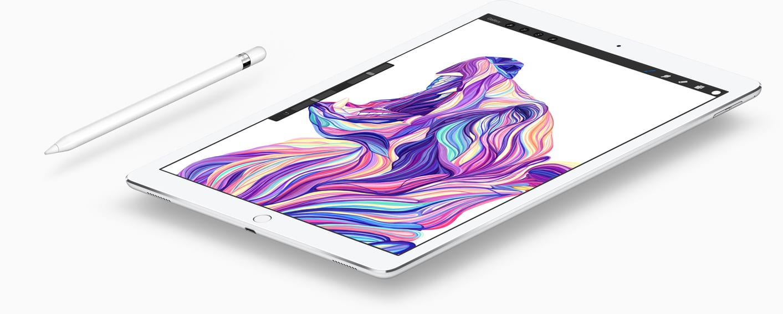 ipad pro 97 pencil large - iPad už čoskoro dostane plnú verziu Adobe Photoshop