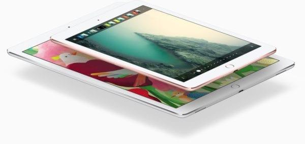 ipadpro sizes large 600x283 - Apple vydal novú verziu iOS 9.3.2 špeciálne pre iPad Pro