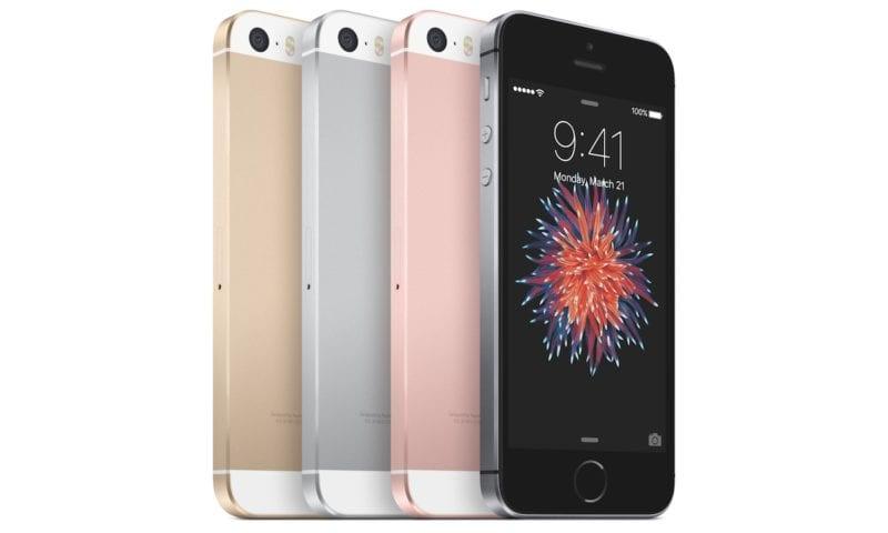 iphone SE all collors 800x480 - Opať sa hovorilo o iPhone SE druhej generácie