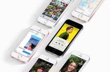 iphone se apps ver2 380x249 - iPhonu SE sa darí predovšetkým v Číne a Indii, láka tiež používateľov Androidu
