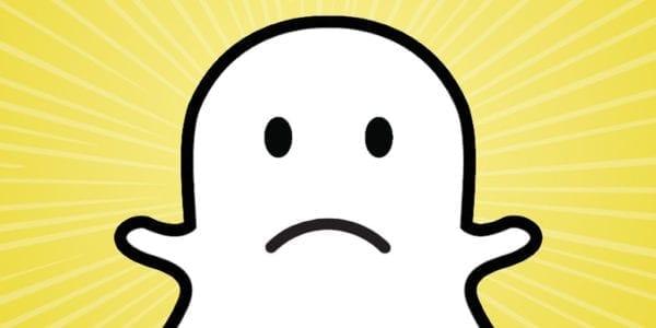 sad snapchat 600x300 - Instagram Stories nyní používá více lidí než Snapchat