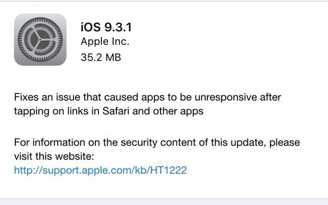 16397 13176 IMG 6209 l - iOS 9.3.1 obsahuje novú chybu v bezpečnosti