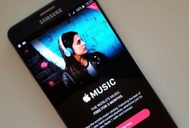 Apple Music Android 940x640 380x259 - Apple Music pre Android dostal update, pridáva funkcie z iOS verzie