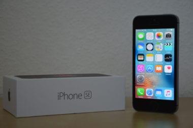 DSC 0724 380x252 - Recenzia iPhone SE: Malý gigant za dobrú cenu