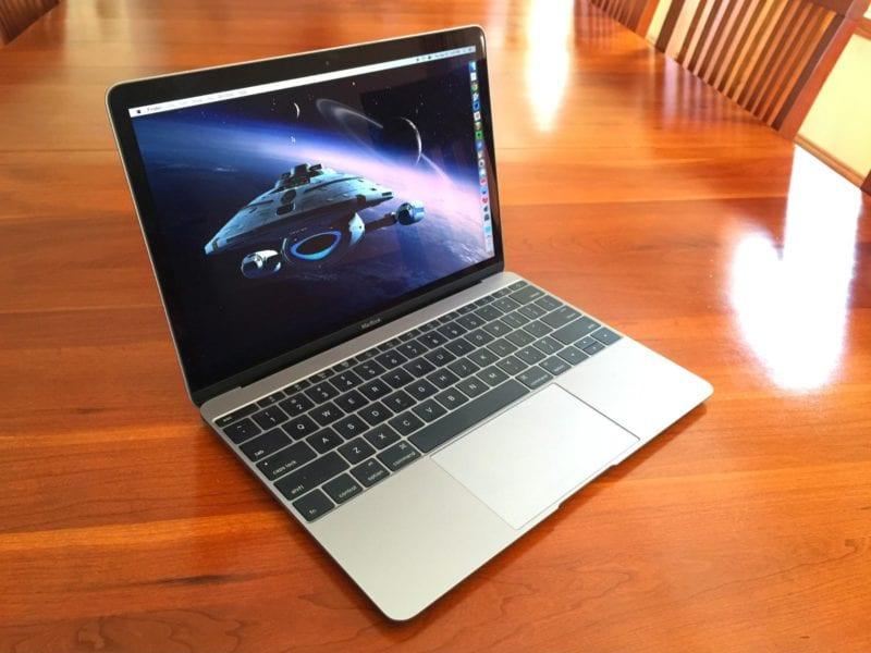 """New MacBook 800x600 - Nový 12"""" MacBook: Pomocník do vrecka so silnou batériou"""