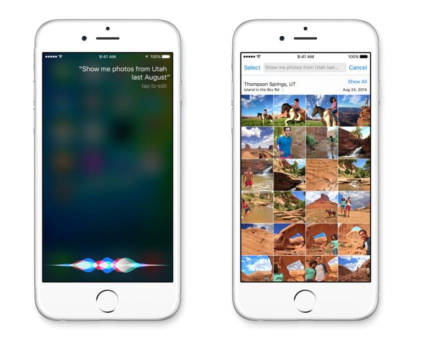 Siri in iOS 9 - iOS 9.3.1 obsahuje novú chybu v bezpečnosti