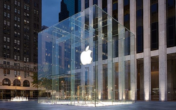 apple store 5th new york