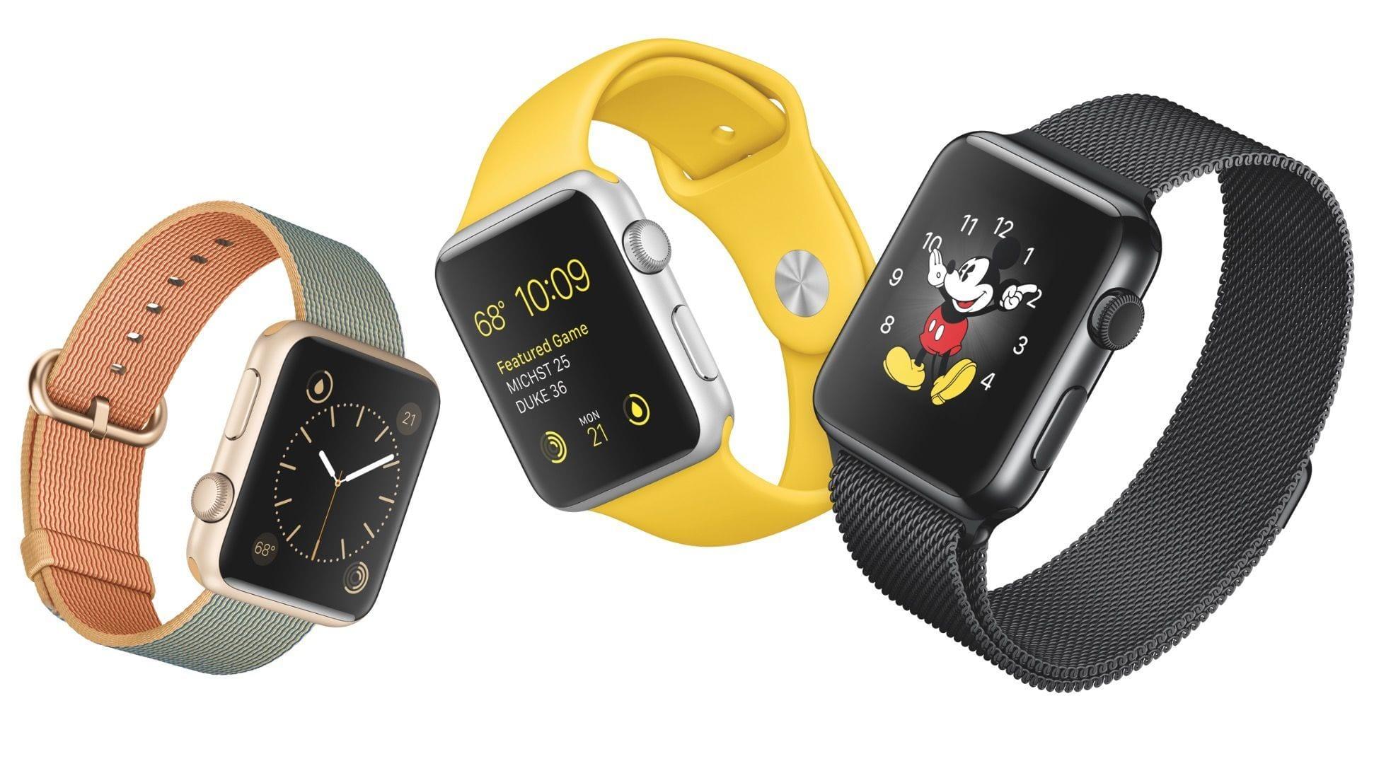apple watch 2016 2 - Apple Watch 2 s GPS modulom prídu už tento rok, najväčšie zmeny sa však ešte len blížia
