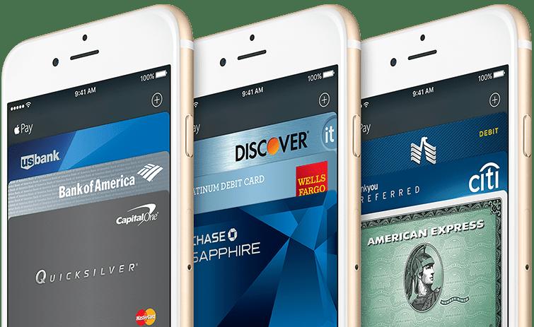 apple pay banks large - Apple vyvíja špeciálny iPhone pre Japonsko