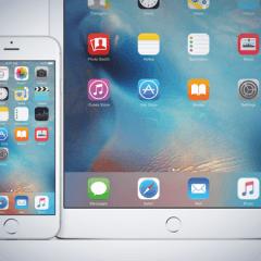 iOS 9.2 Main iphone ipad 240x240 - Už čoskoro by malo byť možné schovávať predvolené iOS aplikácie