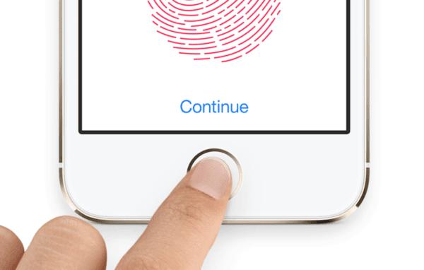 Touch ID iPhone 600x382 - Hacker prelomil bezpečnostnú enklávu iPhonu, dešifrovací kľúč zverejnil na internet