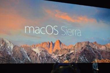 apple wwdc 20160613 1443 380x253 - WWDC 2016: Apple predstavil macOS Sierra s podporou Siri