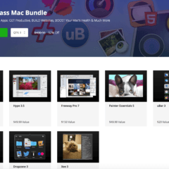stacksocial 240x240 - The World Class Mac Bundle: balík aplikácií pre Mac s 92% zľavou