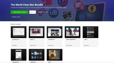 stacksocial 380x211 - The World Class Mac Bundle: balík aplikácií pre Mac s 92% zľavou
