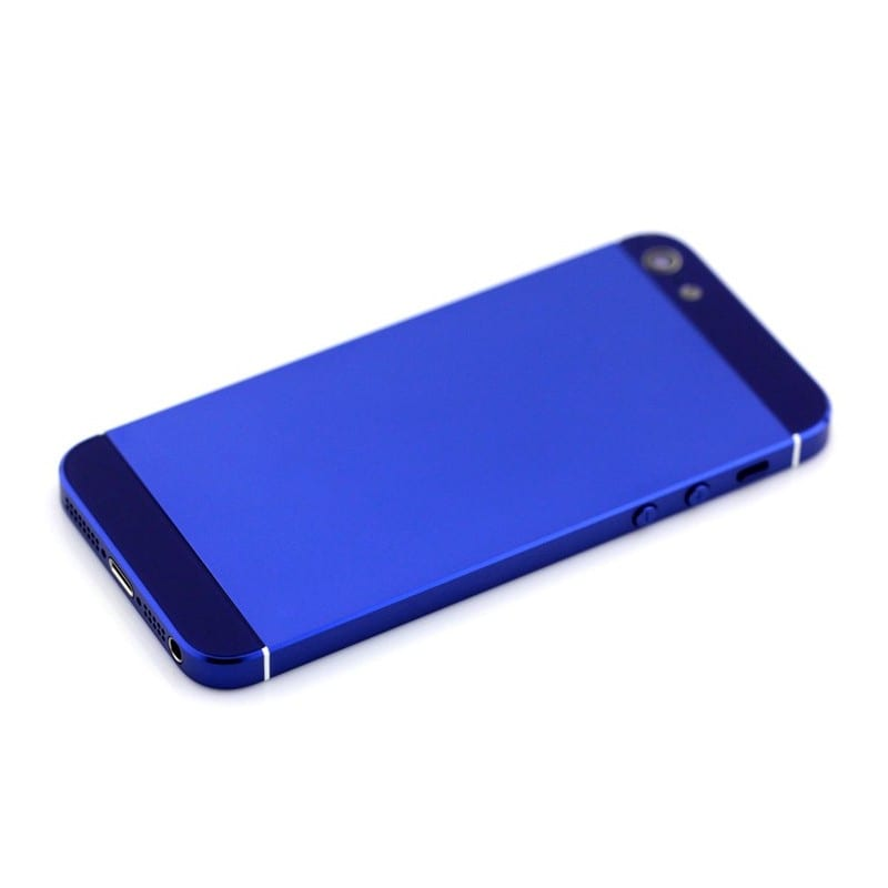 wholesale-matte-deep-blue-apple-iphone-5-housing