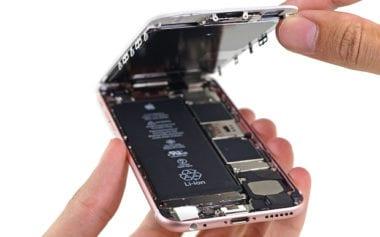 3iFixit 3452791b 380x237 - iPhone 7 bude možno disponovať 1,960 mAh batériou