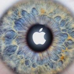 apple logo iris scanner forbes 240x240 - iPhone vám už možno o dva roky oskenuje očnú dúhovku