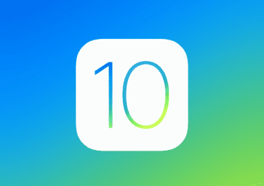 iOS10 Gradient iPhone 2 380x268 - Apple vydal iOS 10.1.1