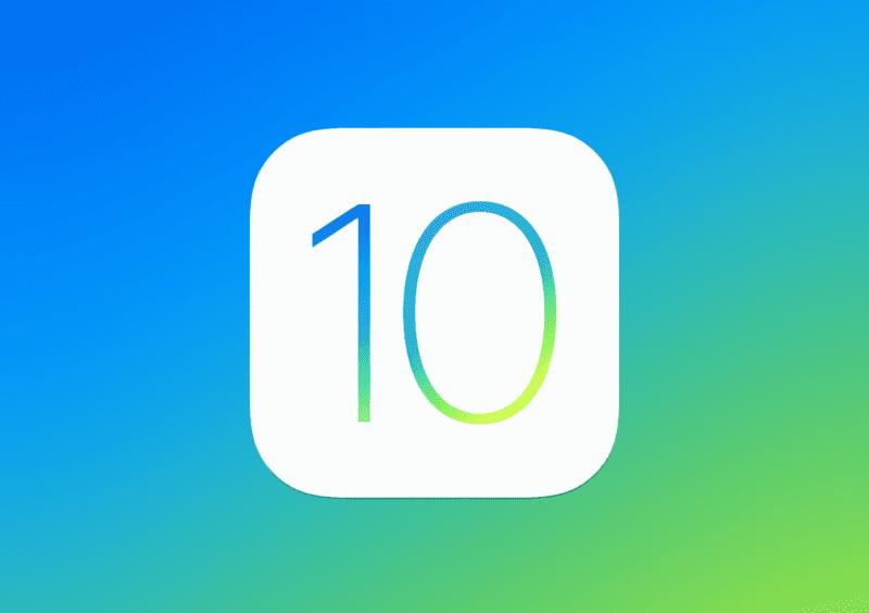iOS10 Gradient iPhone 2 800x564 - Vyšla štvrtá beta iOS 10, prináša desiatky nových emoji a ďalšie zmeny