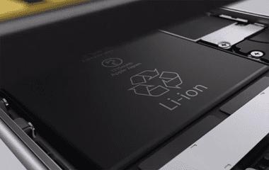iPhone 6s Battery 380x240 - Apple opäť čelí obvineniu z krádeže patentu
