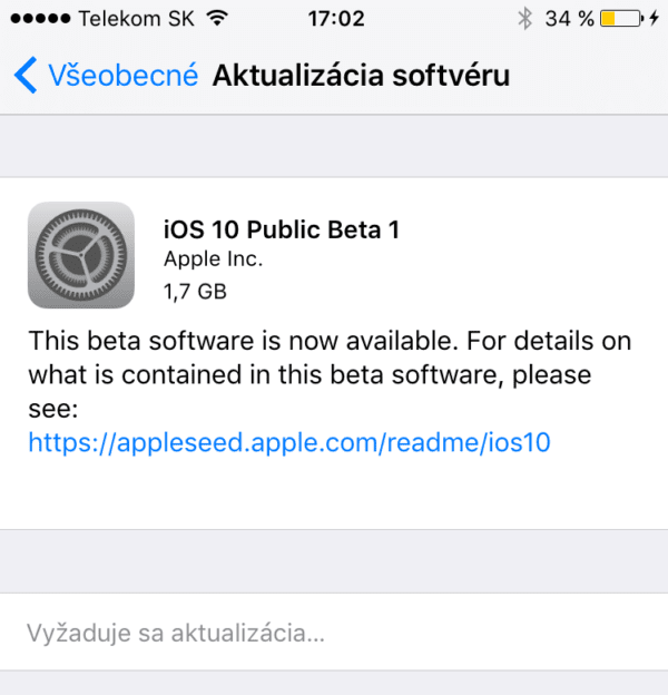 ios beta instal 5