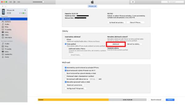 ios beta instal zaloha 1