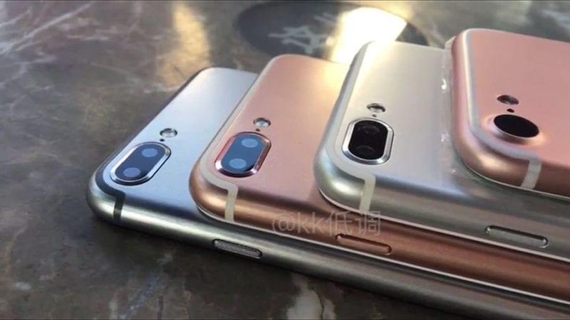 leak iphone 7 plus models 800x450 - Predobjednávky na iPhone 7 by sa mali začať už 9. septembra