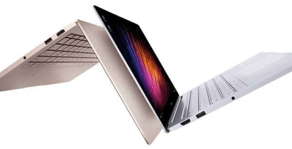 mi notebook air03 600x308 - Xiaomi predstavil nového konkurenta MacBooku - Mi Notebook Air