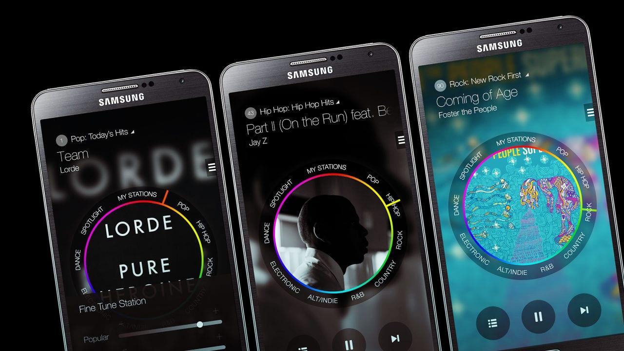 3027390 poster p 1 samsung debuts free music streaming service for galaxy phone owners - Služba Milk Music ukončí svoje pôsobenie v Amerike už 22. spetembra