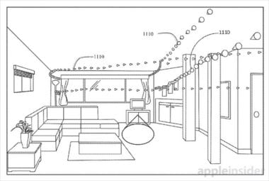 AR navigace 380x255 - Apple si patentuje AR navigační zařízení