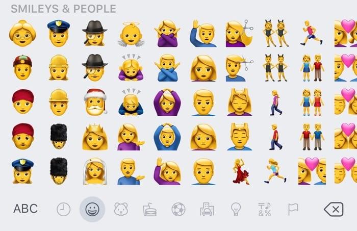 ios10beta4emoji - Vyšla štvrtá beta iOS 10, prináša desiatky nových emoji a ďalšie zmeny