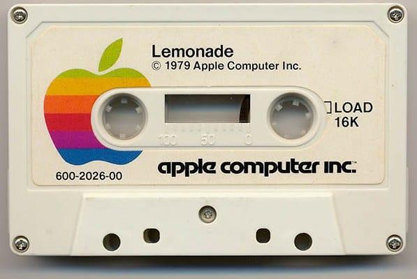 old-apple-software