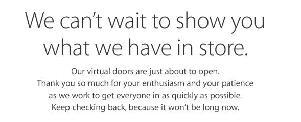 Apple Store Down March 2016 - Apple vypol svoje stránky online obchodu, kvôli  dnešnému eventu