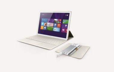 "Huawei MateBook with Dock 380x240 - Nová reklama na Huawei Matebook si ""kopla"" do iPadu Pro"