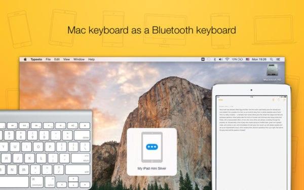 Typeeto- remote full size bluetooth keyboard