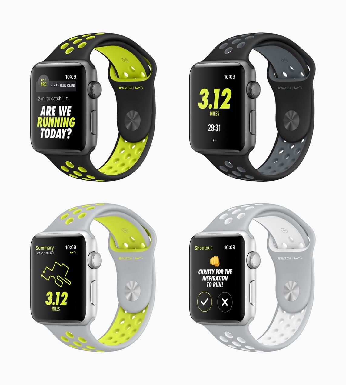 apple watch 2 nike 01 - Apple Watch Nike+ sa začnú predávať v ČR už tento piatok