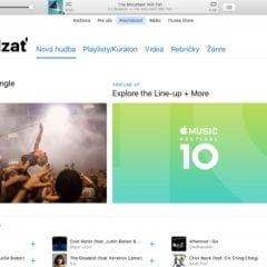 iTunes 1 240x240 - Apple vydal iTunes 12.5.1 s novým designem