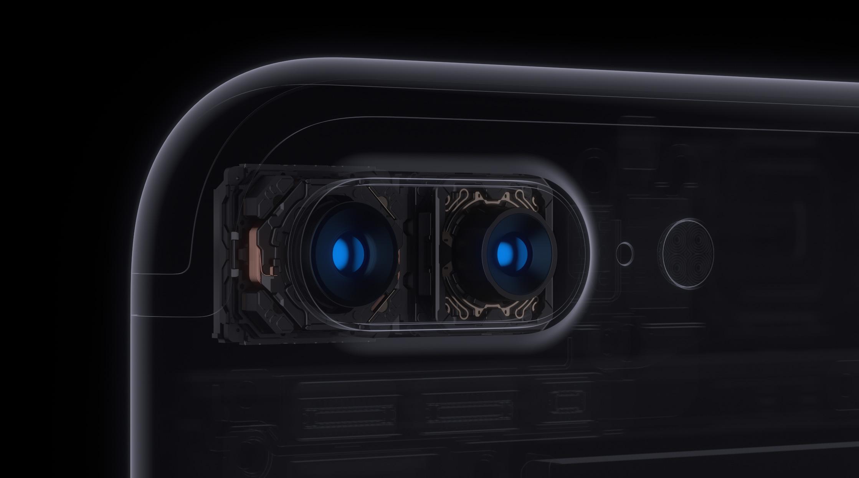 iphone 7 plus dual camera