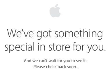 Apple Store Down 380x256 - Apple Online Story už přestaly fungovat