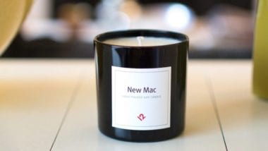 TwelveSouth New Mac Candle