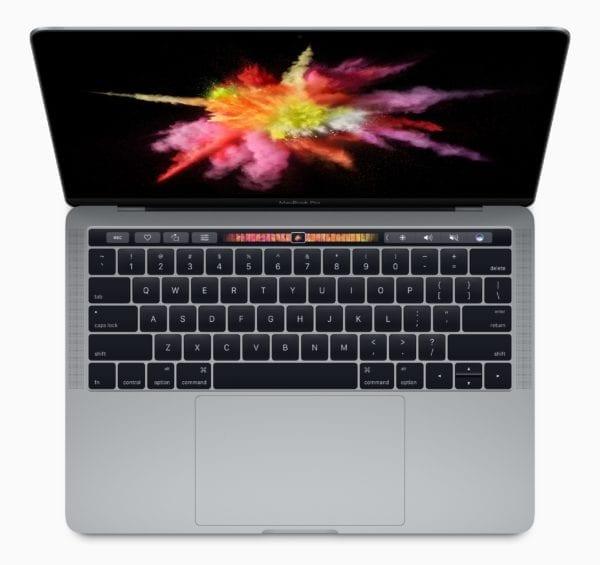 apple macbook pro 2016 1 600x565 - Zákazníci již dostávají první MacBooky Pro s Touch Barem