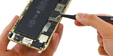 iPhone 6 Plus Baterie 380x190 - Apple možná zahájí program na výměnu baterie u iPhone 6