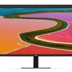 lg 5k ultrafine 27 240x240 - LG u svých UltraFine monitorů opravilo problém se špatným signálem v blízkosti Wi-Fi routerů