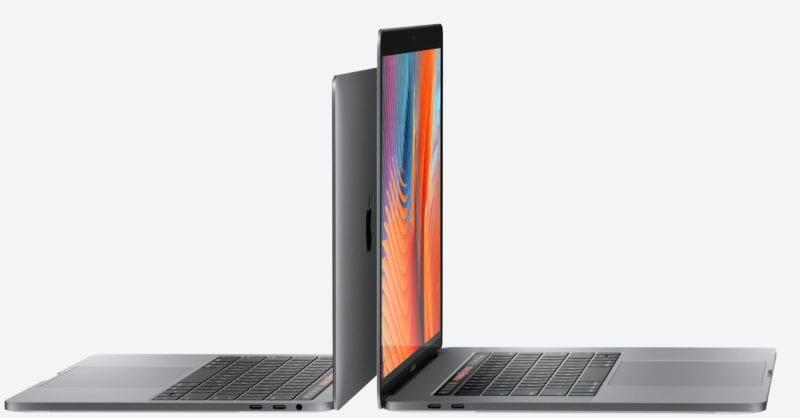 macbook pro 2016 13 15 800x418 - MacBook minulý rok tvoril desatinu všetkých predaných laptopov