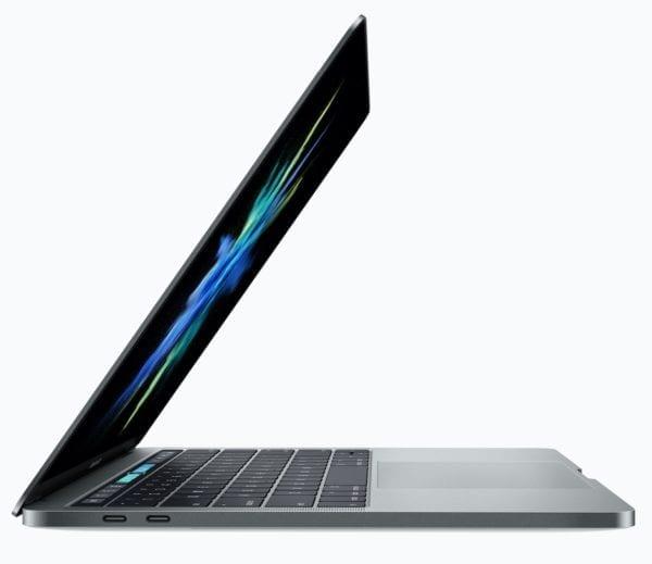 macbook pro event 600x519 - Prvé modely MacBookov Pro s Touch Barom sa onedlho dostanú ku svojim majiteľom
