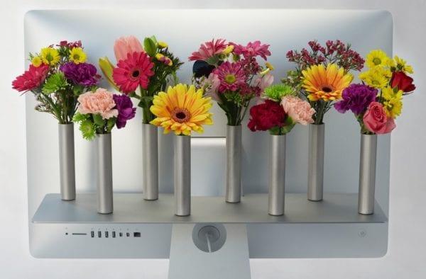 Float Shelf flowers